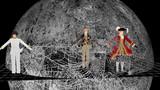 【MMD廃墟用】蜘蛛の巣のスカイドームを配布します(2個)