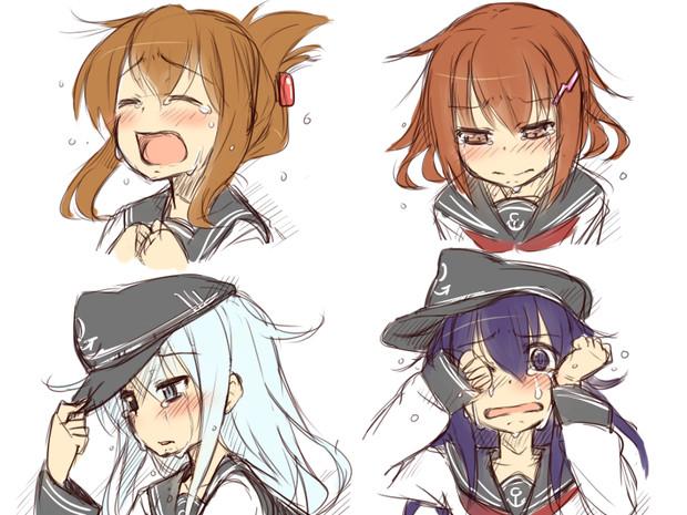 第六駆逐隊泣かせ隊