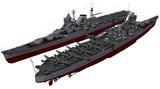 【モデル配布】航空巡洋艦「最上」1944