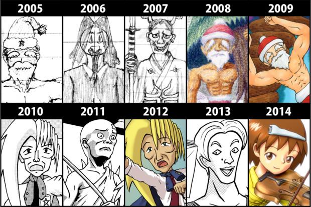 10年進化録 G