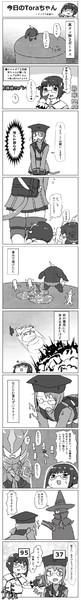 FF14 ララフェル漫画
