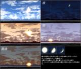 MMDアクセサリ配布 スカイドーム「24-hours SkyDome」