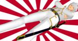 【MMDモデル配布あり】大日本帝国海軍 刀帯&海軍刀セット