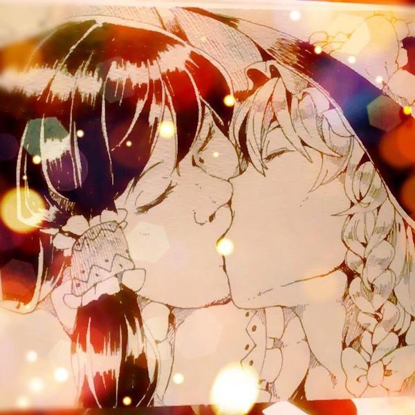 東方幸接吻