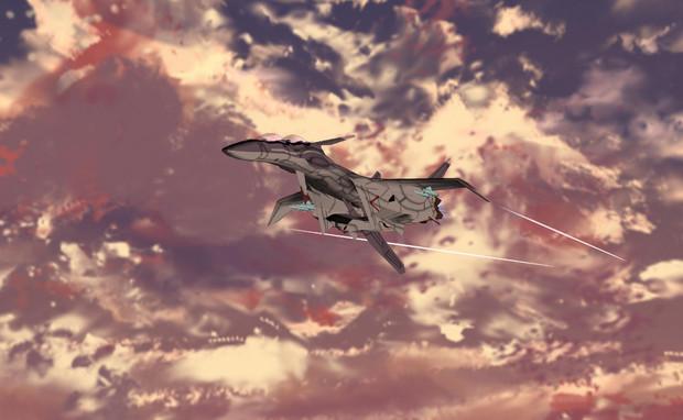 戦術戦闘電子偵察機 シルフィード