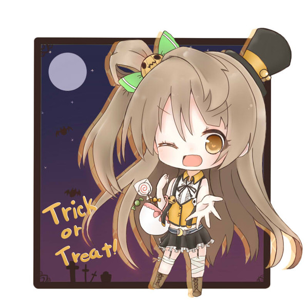 Trick or Treat !