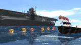 【MMD艦これ】テト提督のスク水