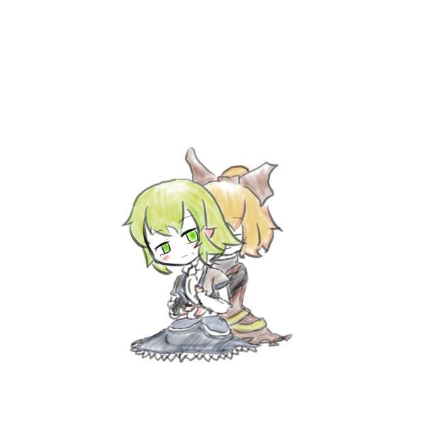 あすなろ抱きなやまぱる 病菓 さんのイラスト ニコニコ静画 イラスト