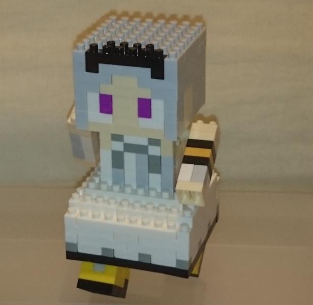 ナノブロック「littlemaidを実体化してみましたw」