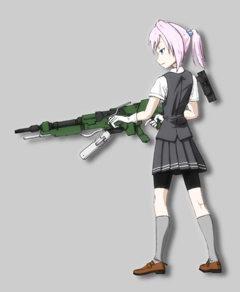 12㎝単装砲(つよい)