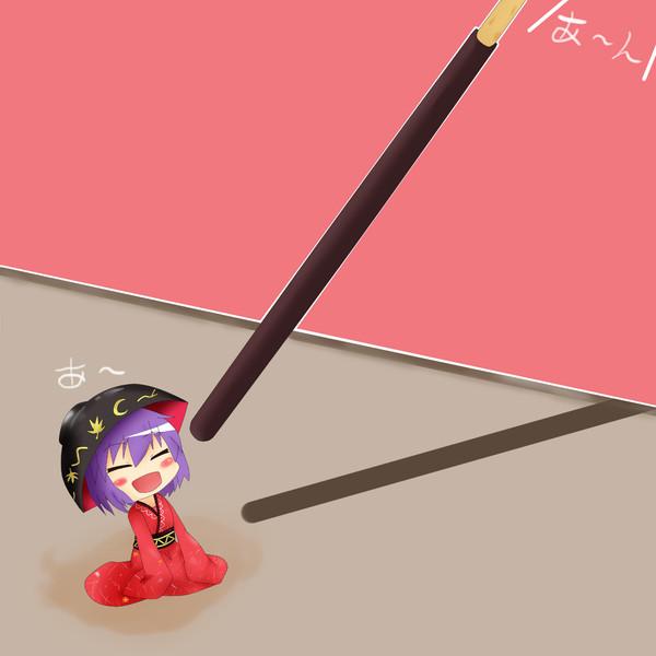 ポッキー×針妙丸