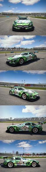 GRID Autosport ヤマノススメ号