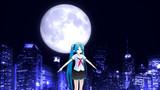 【MMDステージ配布】都市夜景3 【スーパームーンスカイドームE7】