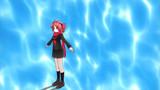【MMDステージ配布】水中オーロラ2 【AL対応スカイドームE8】