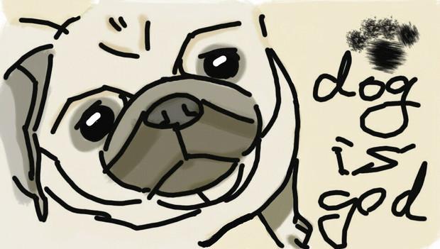 Dog is God
