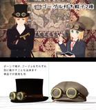 【配布終了】ゴーグル付き帽子