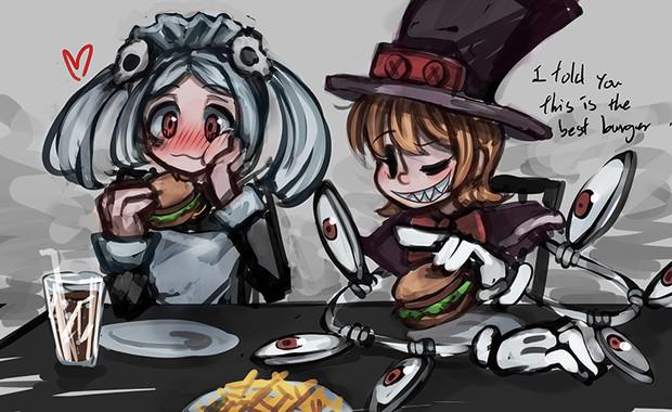 マリー&ピーコック