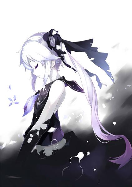 駆逐棲姫:白