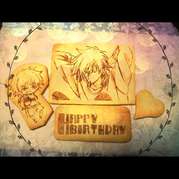仁王さん誕生日おめでとうございます!!【作ってみた】