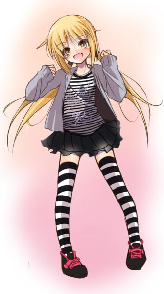 小学生風ファッション皐月