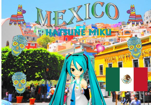 世界旅行inメキシコ