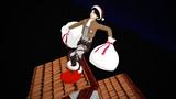 サンタさんの袋【MMDアクセサリ配布】