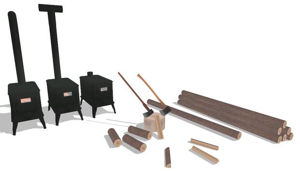 薪割りセット