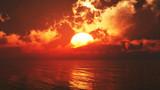 配布終了 夕焼けの海 H2