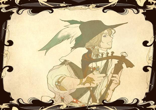 にいちゃんで吟遊詩人 Sora さんのイラスト ニコニコ静画 イラスト