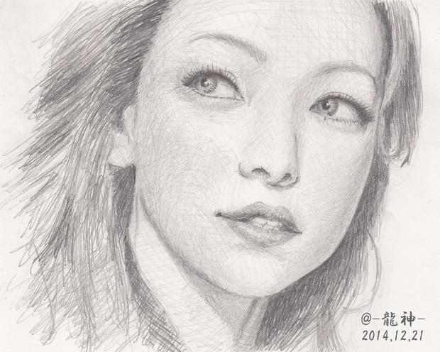 安室奈美恵 龍神 さんのイラスト ニコニコ静画 イラスト