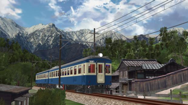【MMD鉄道】飯田線ー2