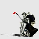 クリスマスの……イカ騎士