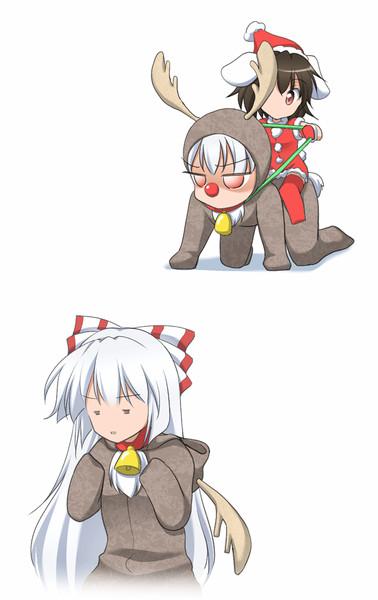 クリスマス妹紅