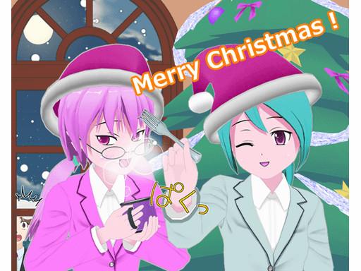 「クリスマスだよ! E子たん」 THE アニメ