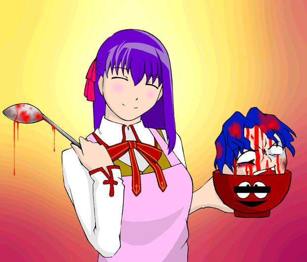 間桐桜のお料理教室 味噌汁編