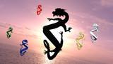 再配布【MMDアクセサリ配布】ドラゴン K6_Ver1.2