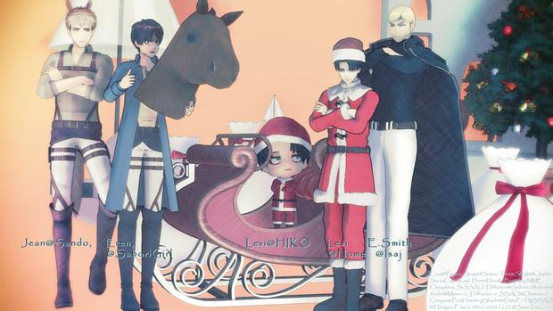 クリスマスの用意 2/2 足りぬ