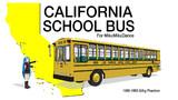 (MMD) California School Bus
