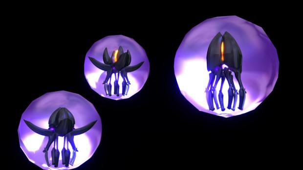 EIU-2F「The Jellyfish」