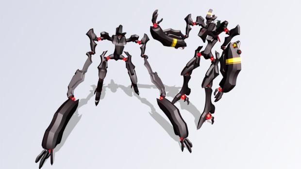 EIU-CX1(EIU-5)「The Titan / Controlled-1」
