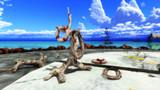 【MMD】浮き輪とロープと流木 アクセサリ配布