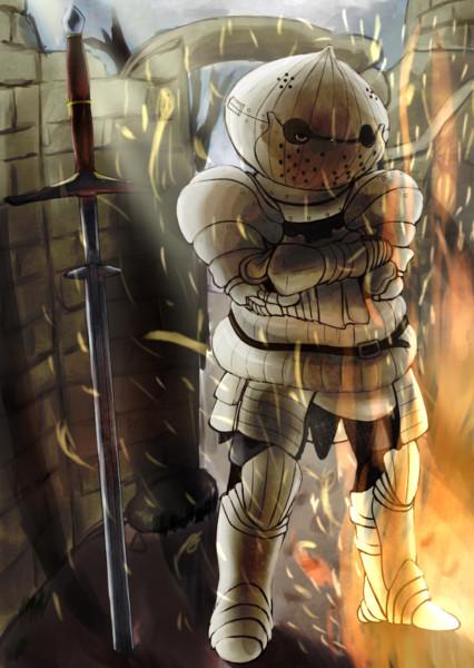 私はベイマックス。カタリナの騎士です。