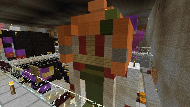 キャー農家さーん!・・・ん?かぼちゃさん・・・?