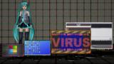 『MMD液晶ディスプレイ』配布