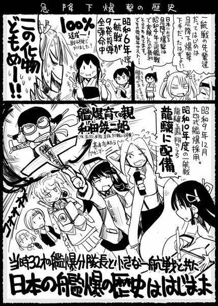 【艦これ】龍驤からはじまった歴史【史実】