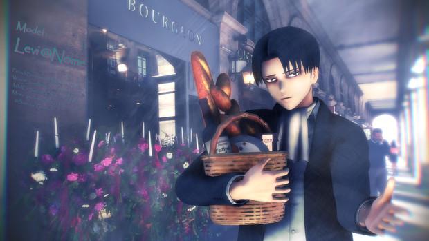 【パリシリーズ】のめ長、日曜のマルシェでお買い物