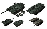 MMDモブ戦車部隊1950セット