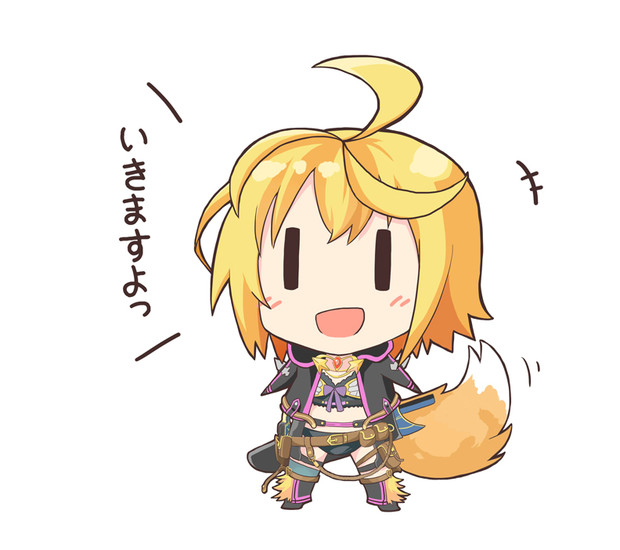 SD盗賊ちゃん
