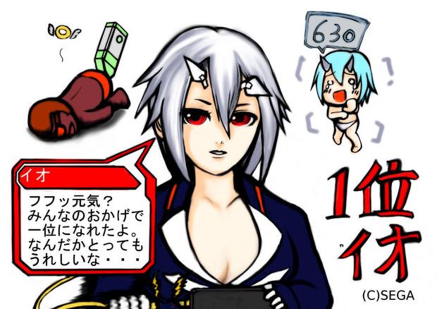 第二次キャラクター総選挙( ゚P゚)
