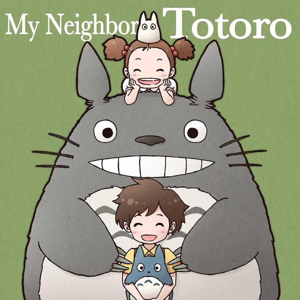 ジブリ となりのトトロ わたなべ たかし さんのイラスト ニコニコ